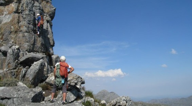 Get active and explore Stellenbosch's natural landscapes