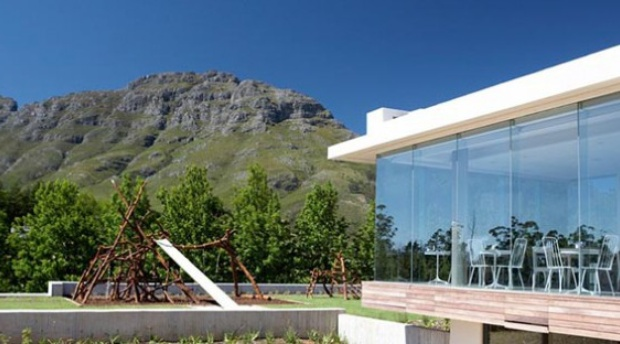 Stellenbosch-inspired cooking with Tokara