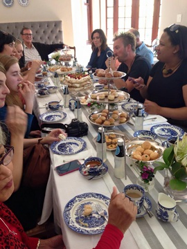 Bonne Esperance High Tea