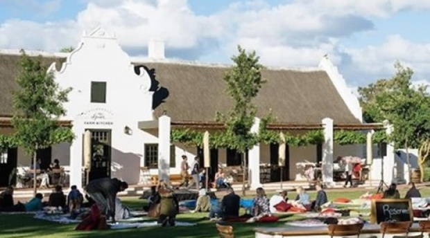 Top 5 things to do in Stellenbosch